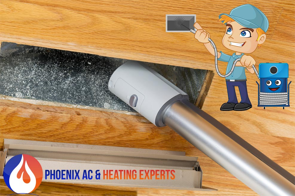 cost of duct cleaning using experts